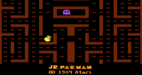 Jr. Pac-Man - Screenshot