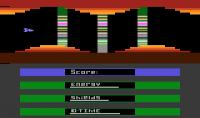 Laser Volley - Screenshot