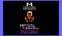 Masters of the Universe - He Man - Screenshot