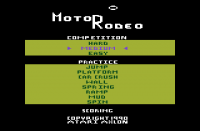 MotoRodeo - Screenshot