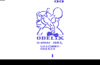 Obelix - Screenshot