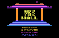 Off The Wall - Screenshot