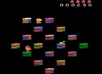 Q*bert's Qubes - Screenshot