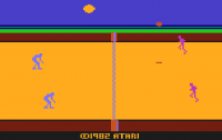 RealSports Volleyball - Screenshot