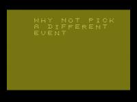 Sweat: The Decathlon Game - Screenshot