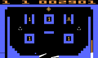 Video Pinball - Screenshot