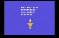 Winter Games - Screenshot