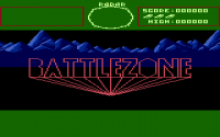 Battlezone - Screenshot