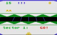 Beamrider - Screenshot
