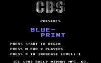 Blueprint - Screenshot