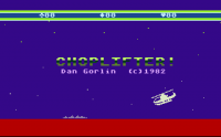 Choplifter! - Screenshot