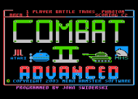 Combat II Advanced - Screenshot
