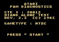 Diagnostic Cartridge - Screenshot