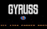 Gyruss - Screenshot