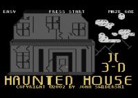 Haunted House II 3-D - Screenshot