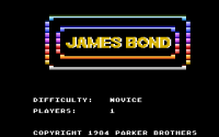 James Bond 007 - Screenshot