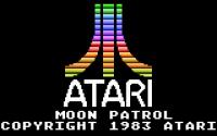 Moon Patrol - Screenshot