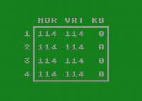 Pete's Test Cartridge - Screenshot