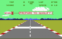 Pole Position - Screenshot