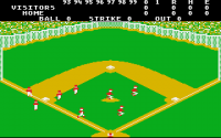 Realsports Baseball - Screenshot