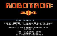 Robotron: 2084 - Screenshot