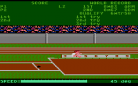 Track and Field - Screenshot