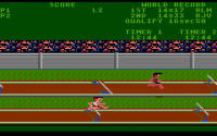 Track and Field - Screenshot