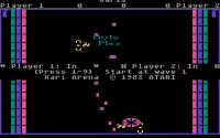Xari Arena - Screenshot