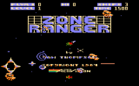 Zone Ranger - Screenshot