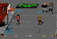 Basketbrawl - Screenshot