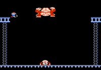 Donkey Kong Junior - Screenshot