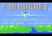 F-18 Hornet - Screenshot