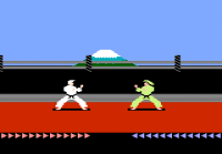 Karateka - Screenshot