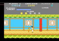 Kung-Fu Master - Screenshot