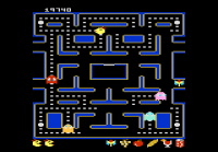 Pac-Man Collection - Screenshot