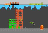 Rampage - Screenshot