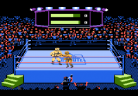 Title Match Pro Wrestling - Screenshot