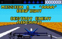 Blue Lightning - Screenshot
