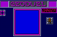 GeoDuel - Screenshot