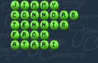 Jimmy Connors' Tennis - Screenshot