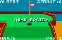 Krazy Ace Miniature Golf - Screenshot