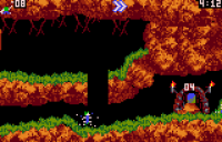 Lemmings - Screenshot