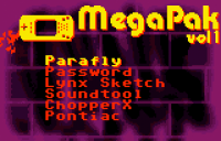 MegaPak 1 - Screenshot