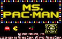 Ms. Pac-Man - Screenshot
