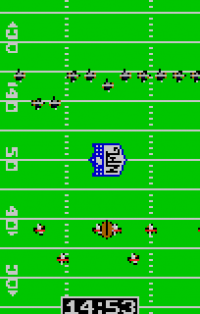 NFL Football - Screenshot