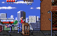 Ninja Gaiden - Screenshot