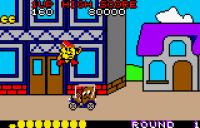 Pac-Land - Screenshot