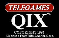 Qix - Screenshot