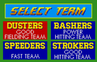 Relief Pitcher - Screenshot
