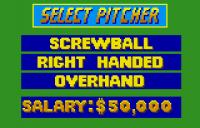 Relief Pitcher - Screenshot